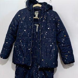 NWOT Oshkosh Winter Coat and Snow pants